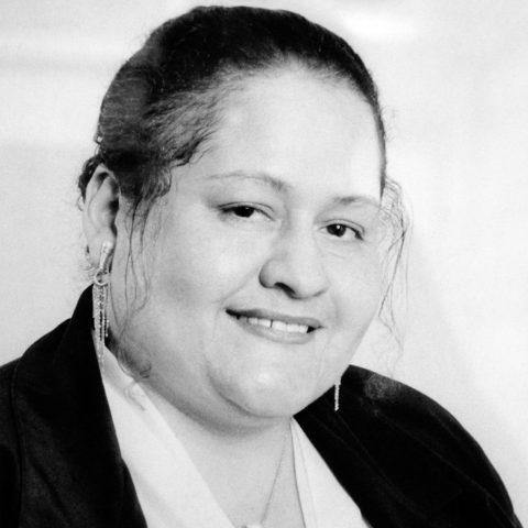 Yolanda García, Founder. —February 17, 2005.